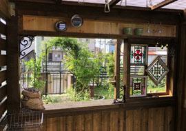 丈和庭 施工例 洋風のお庭
