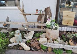 丈和庭 施工例 店舗のお庭