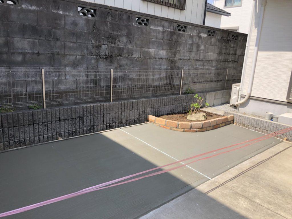 サクラ土間コンクリートとホビーコンクリート